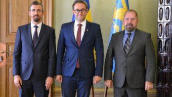 Маркіян Мальський зустрівся із представниками турецької інвестиційної компанії