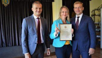 На Львівщині відзначили кращих фахівців у галузі фізичної культури та спорту