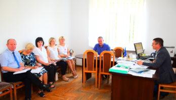Відбулося чергове засідання комісії із заслуховування керівників підприємств «мінімізаторів»