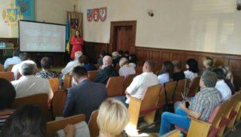 Золочів продовжив цикл регіональних обговорень Стратегії Львівщини до 2027 року