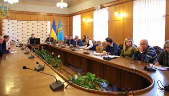 У Львівській ОДА відбулась робоча нарада щодо опалювального сезону у містах Новий Розділ та Новояворівськ