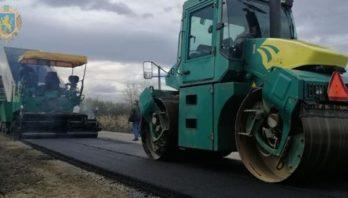 На Стрийщині ремонтують дорогу Ланівка – Райлів