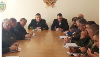 На Сколівщині відбувся круглий стіл з охорони лісу від незаконних рубок
