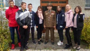На Львівщині відбулася загальнообласна акція «Дякуємо ветеранам УПА»