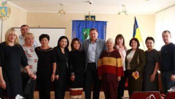 Працівники у сфері захисту дітей та соціальної підтримки сімей Республіки Киргизстан відвідали Львівщину