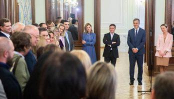 Володимир Зеленський підтримує заміну інтернатної форми виховання на сімейну