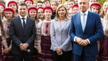 Президент зустрівся з українською громадою Латвії: Ми маємо бути єдиними