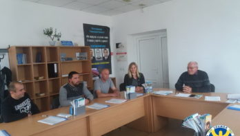 Зустріч учасників АТО із представниками служби зайнятості