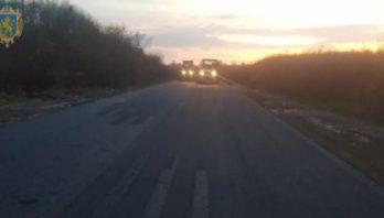 У Мостиському районі відремонтували дорогу Нагірне – Добромиль