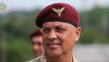 До Дня десантно-штурмових військ Маркіян Мальський відзначив підполковника Валерія Курка