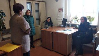 Фахівці Яворівського РЦСССДМ здійснили черговий робочий візит до сільських рад