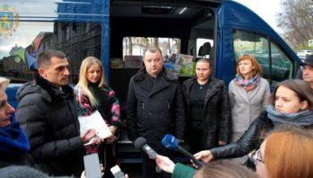 Львівщина отримала перший мобільний інклюзивно-ресурсний центр