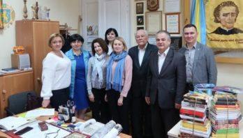 Делегація з Львівщини здійснила робочу зустріч з українською громадою у Перемишлі