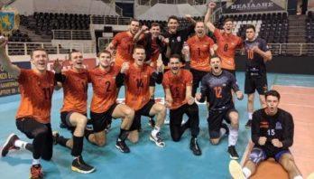 «Барком-Кажани» проходять у 1/8 Кубку Європейської конфедерації волейболу