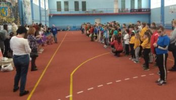 """""""Старти надій"""": для дітей з інвалідністю організували спортивне свято"""