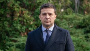Володимир Зеленський обговорив з новим Послом України у США подальший розвиток українсько-американських відносин