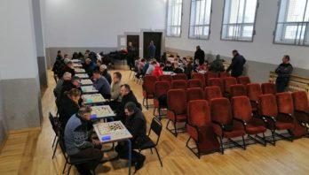 Відбувся IV турнір з шашок пам'яті Героя України Романа Варениці.