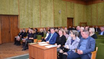 Відбулося чергове засідання колегії райдержадміністрації