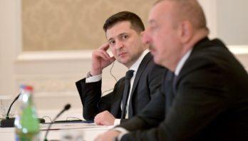 Володимир Зеленський: Ми дуже хочемо, щоб Азербайджан інвестував в Україну