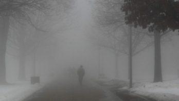 Обережно 10 грудня вночі та вранці місцями туман!