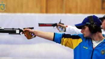 На Львівщині триває чемпіонат України з кульової стрільби