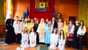 Вертеп Церкви Успіння Пресвятої Богородиці м.Яворова