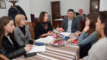 Відбулось робоче засідання молодіжної ради при райдержадміністрації