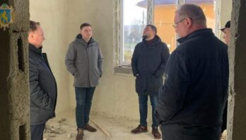 У селах Львівської області вже збудовано 17 нових амбулаторій