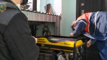 На Львівщині працює робоча група задля забезпечення безперебійного електропостачання медзакладів