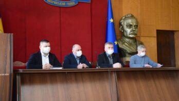 Позачергове засідання районної комісії ТЕБ і НС