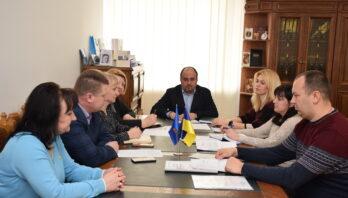 Голова райдержадміністрації провів засідання комісії з питань захисту прав дитини при Яворівській райдержадміністрації