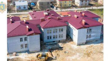 Цьогоріч у Зимній Воді відкриють новий дитячий садок на 160 місць