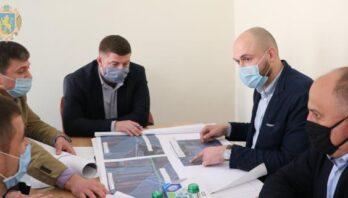 Будівництво Північного об'їзду Львова обговорили під час наради