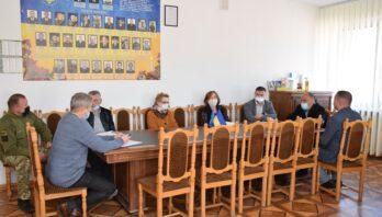Нарада щодо координації дій на кордоні для запобігання поширенню коронавірусу