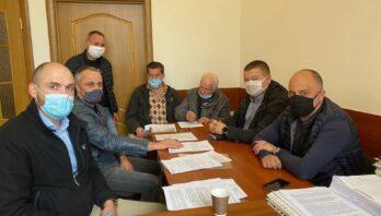 В приміщенні Бірківськоі сільської ради відбулися вручення повідомлення про викуп земельних ділянок