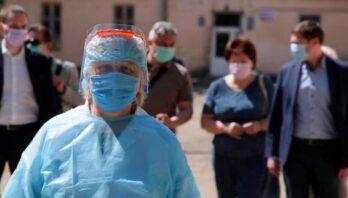 Максим Козицький привітав медичних сестер із професійним святом