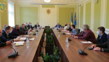 Профільна комісія заслухала звіт про виконання Комплексної програми підтримки галузі охорони здоров'я Львівщини