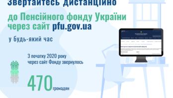 Пенсійний фонд України пропонує ознайомитись з платформою для дистанційного спілкування