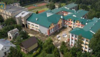 В межах програми «Велике будівництво» у Трускавці реконструюють НВК «СЗШ №2-гімназія»