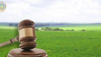 7 липня відбудеться земельний аукціон з продажу прав оренди на земельні ділянки державної форми власності