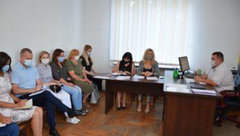 У райдержадміністрації відбулось засідання комісії з питань захисту прав дитини