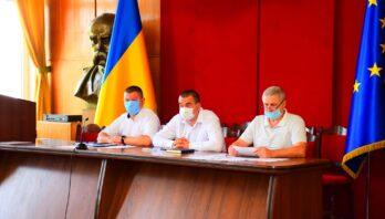 Відбулося позачергове засідання районної комісії з питань техногенно-екологічної безпеки і надзвичайних ситуацій
