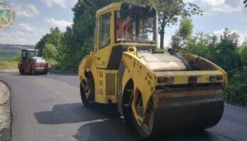 Шопки-Станимир-Ганачівка: ремонт автомобільної дороги триває