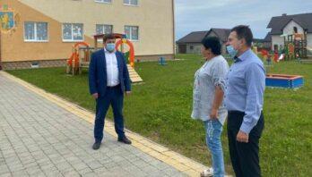 Юрій Бучко проінспектував готовність Самбірського району до опалювального сезону