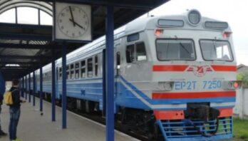 Розклад руху приміських поїздів сполученням Львів–Сянки зазнає змін