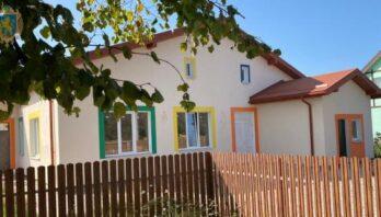 У Бірках триває будівництво першого в Західному регіоні малого групового будинку
