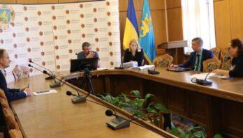 У Львівській ОДА відбулась робоча нарада регіональної комісії з реабілітації