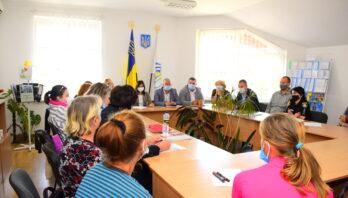 """У м. Яворові відбулась зустріч на тему """"Що треба знати про домашнє насильство, щоб себе захистити?"""""""