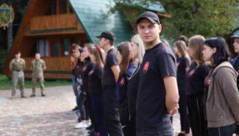 На Львівщині завершився духовно-патріотичний табір «Гуркало»
