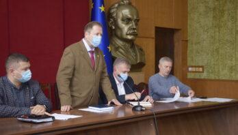 У РДА відбулось позачергове засідання районної комісії з питань техногенно-екологічної безпеки і надзвичайних ситуацій